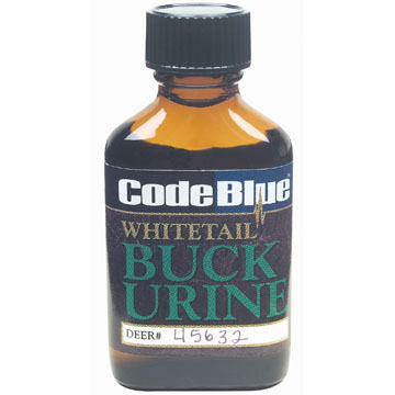 Code Blue Whitetail Buck Urine Deer Attractant