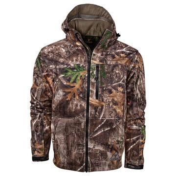 Kings Camo Mens Hunter Series Wind-Defender Fleece Jacket