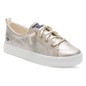 Sperry Girls Crest Vibe Metallic Sneaker