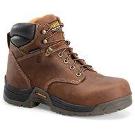"Carolina Men's Bruno Lo 6"" Waterproof Broad Composite Toe Work Boot"