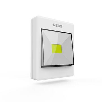 Nebo Contemporary FlipIt 240 Lumen Portable COB LED Light - 2 Pk.