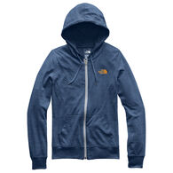 The North Face Women's Lightweight Tri-Blend Full-Zip Hoodie