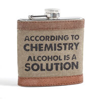Mona B Chemistry Flask