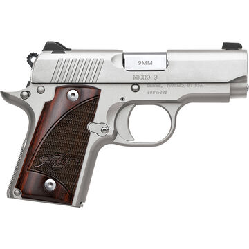 Kimber Micro 9 Stainless 9mm 3.15 7-Round Pistol