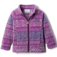 Columbia Infant/Toddler Girl's Benton Springs II Printed Fleece Jacket