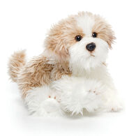 DEMDACO Maltipoo Small Stuffed Animal