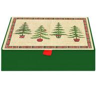 LPG Greetings Natural Christmas w/Keepsake Box Christmas Cards