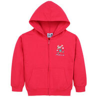 ESY Boys' & Girls' Full-Zip Moose Sweatshirt
