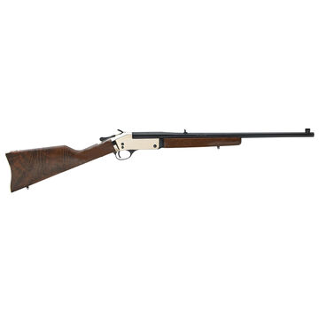 Henry 44 Magnum / 44 Special Brass 22 Single Shot Rifle