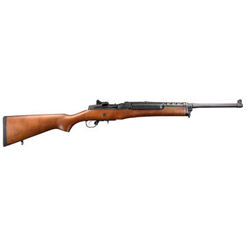 Ruger Mini-14 Ranch Hardwood 5.56 NATO 18.5 5-Round Rifle