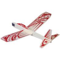 Toysmith Super Hero Balsa Plane