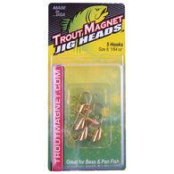 Leland's Lures Trout Magnet Jig Head - 5 Pk.