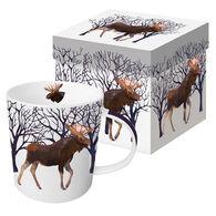 Paperproducts Design Winter Moose Gift-Boxed Mug