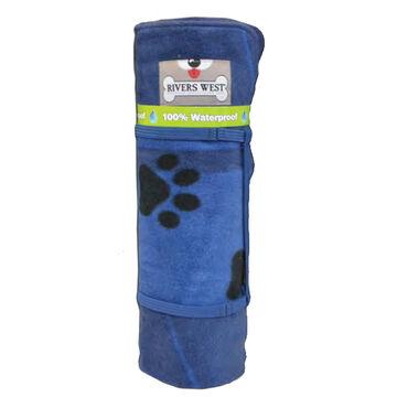 Rivers West Original Waterproof Fleece Dog Blanket