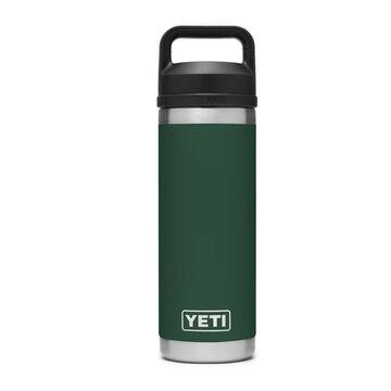 YETI Rambler 18 oz. Stainless Steel Vacuum Insulated Bottle w/ Chug Cap