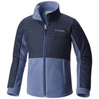 Columbia Girls' Benton Springs III Full-Zip Fleece Jacket