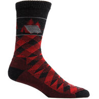 Farm to Feet Men's Franklin Camp Midweight Crew Sock