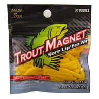 Leland's Lures Trout Magnet 50-Piece Body Pack