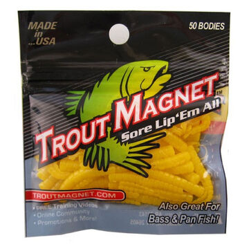 Lelands Lures Trout Magnet 50-Piece Body Pack