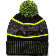 Under Armour Boys Pom Beanie