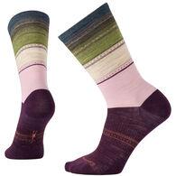 SmartWool Women's Sulawesi Stripe Crew Sock - Special Purchase