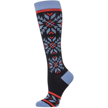 Krimson Klover Womens Powder Days Ski Sock