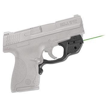 Crimson Trace LG-489GH BT Green Smith & Wesson M&P Laserguard Laser Sight w/ Blade-Tech IWB Holster