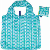 Rockflowerpaper Sea Turtle Ocean Reusable Blu Bag