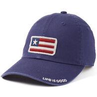 Life is Good Boy's Three Stripe Flag Chill Cap