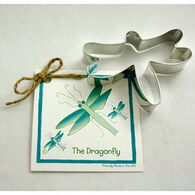 Ann Clark Tin Cookie Cutter - Dragonfly