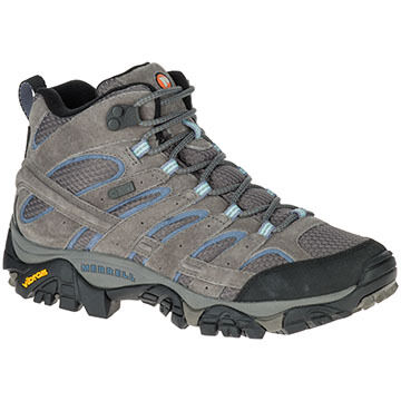 Merrell Womens Moab 2 Waterproof Mid Hiking Boot