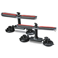 RodMounts SUMO Suction Mount Vehicle Fishing Rod Rack