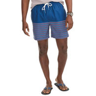 Southern Tide Men's Fireworks Stripe Swim Short