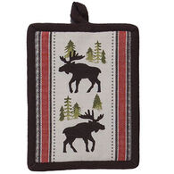 Kay Dee Designs Simple Living Moose Pot Holder