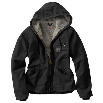 Carhartt  Womens Sandstone Sierra Sherpa-Lined Jacket