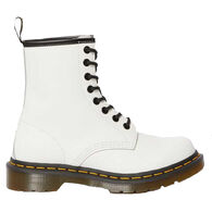 Dr. Martens AirWair Women's 1460 Smooth Leather Lace Up Boot