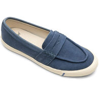 johnnie-O Men's Canvas Loafer Shoe
