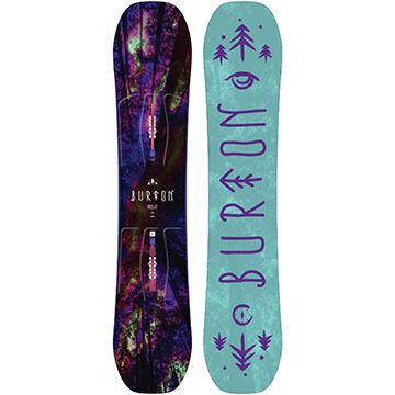 Burton Children's Deja Vu Smalls Snowboard - 16/17 Model