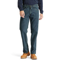 Timberland PRO Men's Grit-N-Grind Straight Fit Flex Denim Work Pant