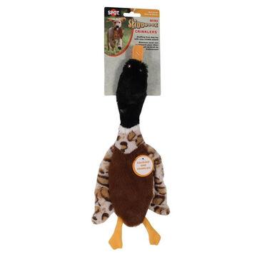 Spot Skinneeez Crinkler Bird Stuffing-Free Dog Toy