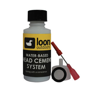 Loon Outdoors Water-Based Head Cement System
