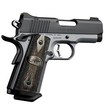 Kimber Tactical Ultra II Single-Action Pistol