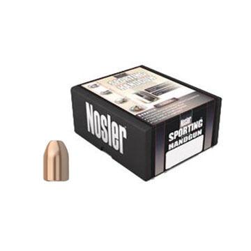 "Nosler Sporting Handgun 9mm 115 Grain .355"" JHP Pistol Bullet (250)"
