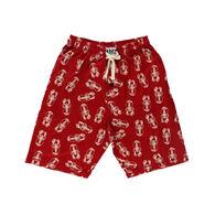 Lazy One Men's Lobster Pajama Short