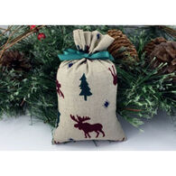 Moosehead Balsam Fir Moose And Tree Bag