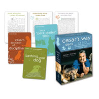 Cesar's Way Deck: 50 Tips for Training and Understanding Your Dog By Cesar Millan
