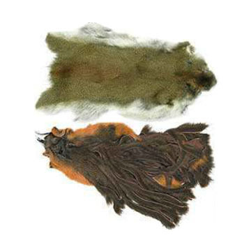 Wapsi Whole Pine Squirrel Skin Fly Tying Material