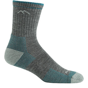 Darn Tough Vermont Women's Solid Micro Crew Cushion Sock