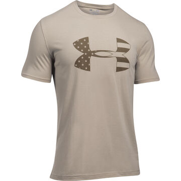 Under Armour Mens UA Freedom Tonal BFL Short-Sleeve T-Shirt