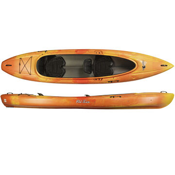 Old Town Twin Heron Tandem Kayak | Kittery Trading Post